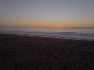 Sunset no Meco